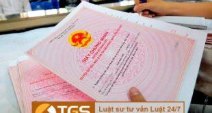 dịch vụ xin cấp sổ đỏ, giấy chứng nhận quyền sử dụng đất