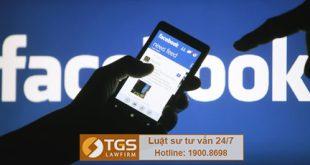 Lợi dụng Facebook phạm người khác