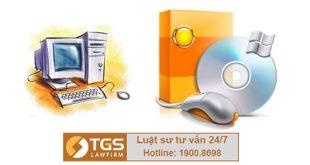bản quyền chương trình máy tính
