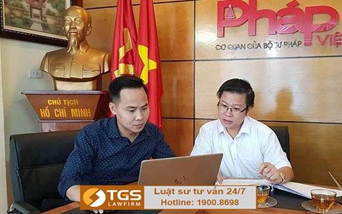 Văn phòng luật sư giỏi tại Hà Nội