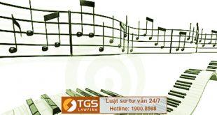 đăng ký bản quyền tác giả âm nhạc