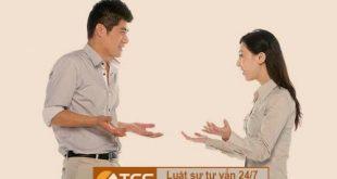 nghia vụ trả nợ khi ly hôn