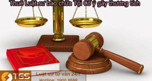 Tại sao nên thuê Luật sư bào chữa Tội Cố ý gây thương tích