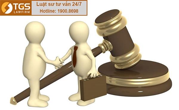 thuê luật sư trang tụng