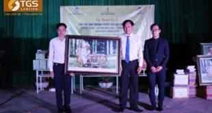 Luật TGS tham gia chương trình trao quà từ thiện cho học sinh nghèo tại Hà Giang