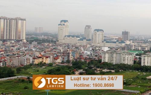 Dịch vụ giải quyết tranh chấp đất đai tại Thanh Oai
