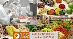 cấp giấy chứng nhận an toàn thực phẩm