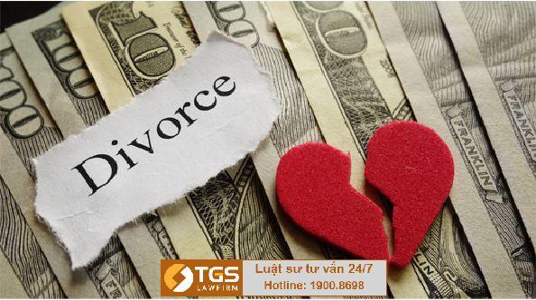 mức phí giải quyết ly hôn thuận tình năm 2018