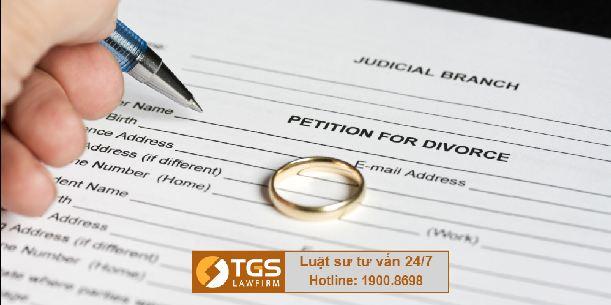 thủ tục giải quyết ly hôn đơn phương