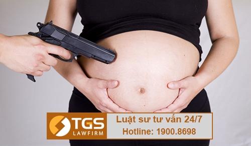 Tội phá thai trái phép