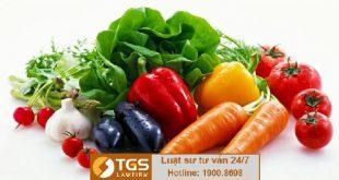 hồ sơ cấp giấy chứng nhận về sinh an toàn thực phẩm