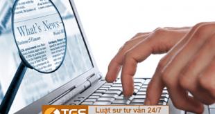 thủ tục cấp giấy chứng nhận hoạt động báo điện tử