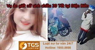 vụ án sát hại nữ sinh ship gà Điện Biên