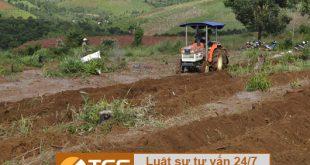 Điều kiện thực hiện các quyền của người sử dụng đất
