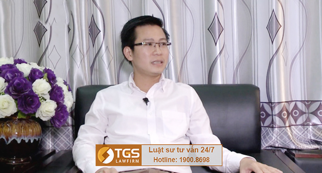 Luật sư Nguyễn Văn Tuấn - Giám đốc Công ty Luật TGS