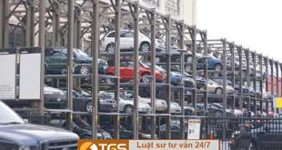 quy định về kinh doanh bãi đỗ xe