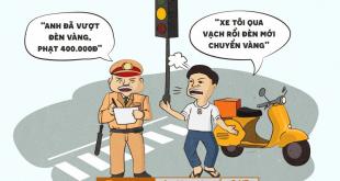 không chấp hành tín hiệu giao thông bị xử lý như nào