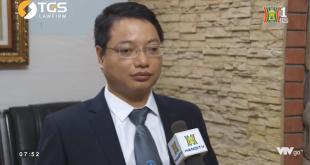 luật sư Hùng trả lời phỏng vấn đài truyền hình H1 về vấn đề ma tuý và tội phạm ma túy