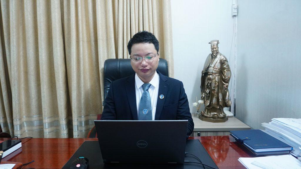 Luật sư Nguyễn Đức Hùng