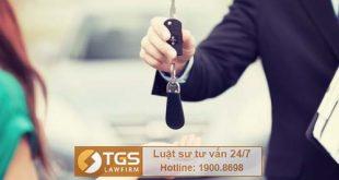 Mượn xe không trả thì bị xử lý như thế nào ?