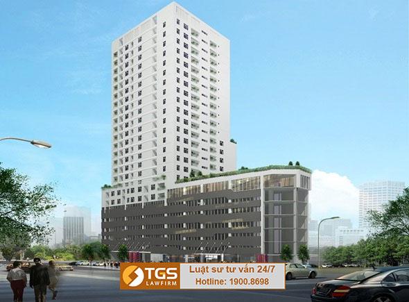 Chung cư Hamilton Complex