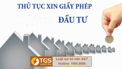 thủ tục đăng ký đầu tư nước ngoài vào Việt Nam