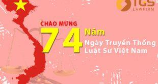 Chào mừng 74 năm ngày truyền thống Luật sư Việt Nam 10/10/2019