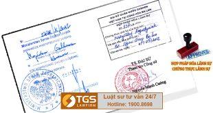 Những lưu ý khi hợp pháp hóa lãnh sự tài liệu xin giấy phép lao động