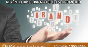 Quyền sở hữu công nghiệp đối với nhãn hiệu