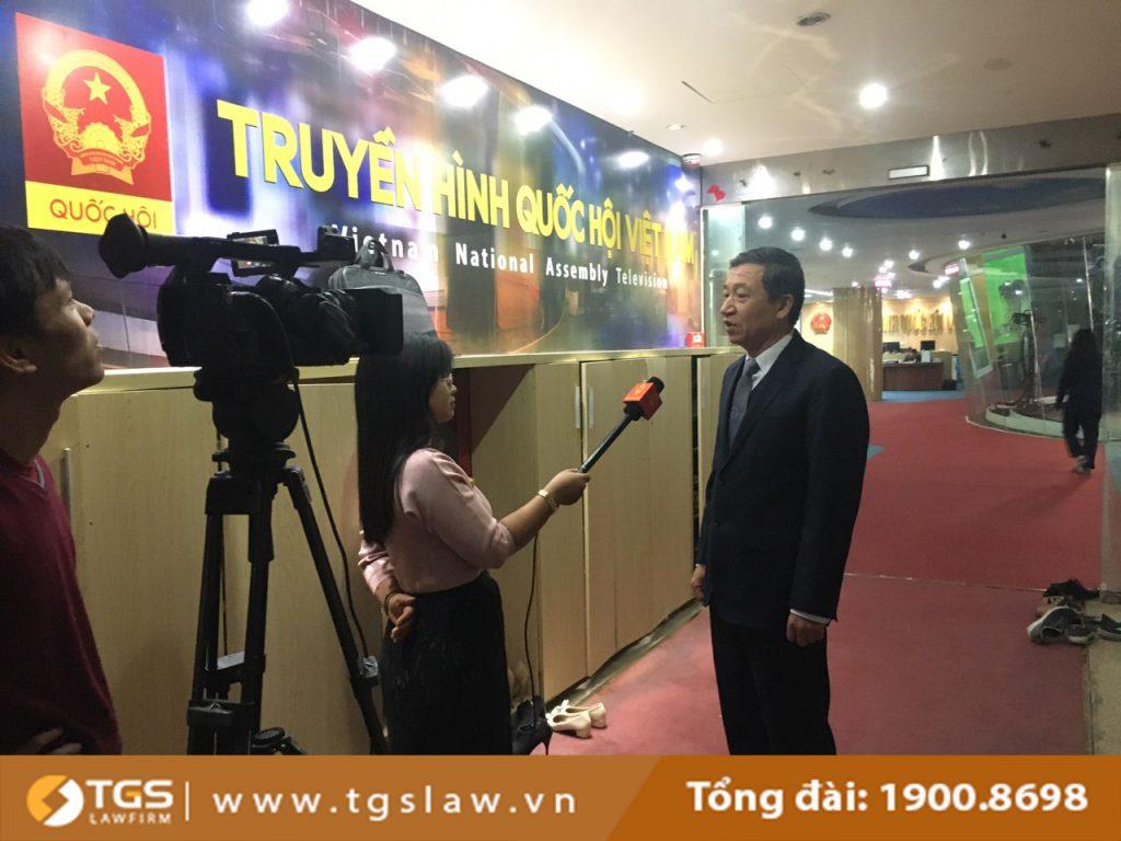 tiến sỹ luật học Lê Ngọc Khánh
