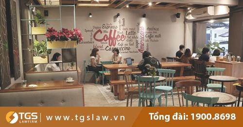 quán cafe mở nhạc khi kinh doanh