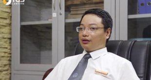 luật sư nguyễn đức hùng trả lời phỏng vấn về gói hàng ma