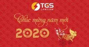 Thư Chúc Tết Canh Tý 2020 - Hãng Luật TGS