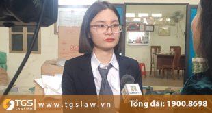 Luật sư trả lời phỏng vấn Đài truyền hình Hà Nội về hỗ trợ pháp lý doanh nghiệp