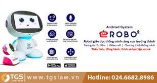 Tầm quan trọng trong việc bảo hộ kiểu dáng công nghiệp cho ROBOT EROBO 2