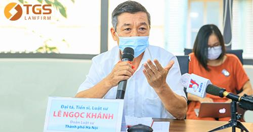 """Tổng hợp ý kiến Luật sư Khánh tại Tọa đàm trực tuyến """"Cá nhân làm từ thiện thế nào cho đúng?"""""""