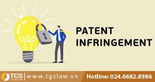 Hành vi xâm phạm quyền sở hữu đối với sáng chế